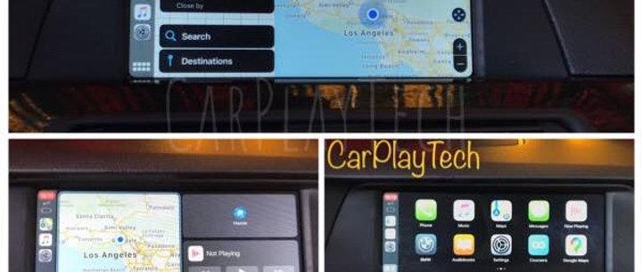 CarPlay for BMW X5 E70 2011- 2013 CIC