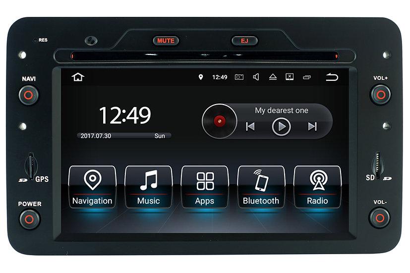 Radio upgrade for Alfa Romeo 159 Sportwagon