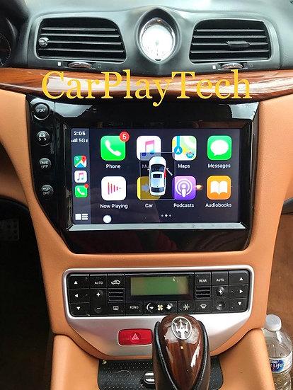 Maserati Grandturismo GT 2007-2015 CarPlay / Android Radio Upgrade