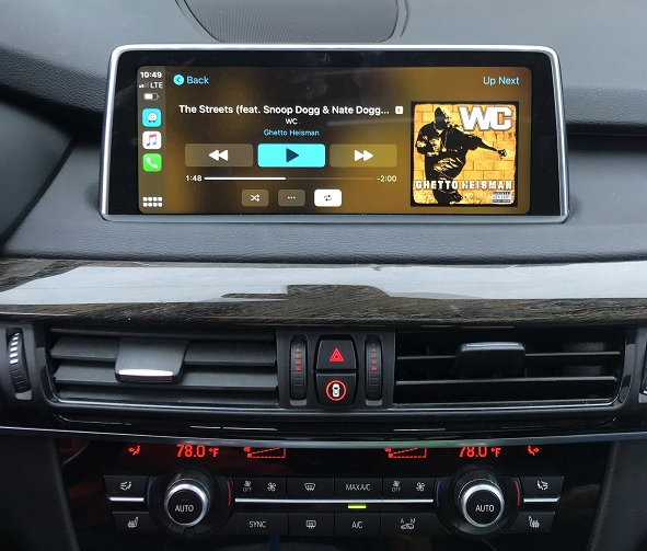 Wireless CarPlay BMW X5 F15