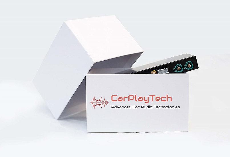 CarPlay for Lexus CT