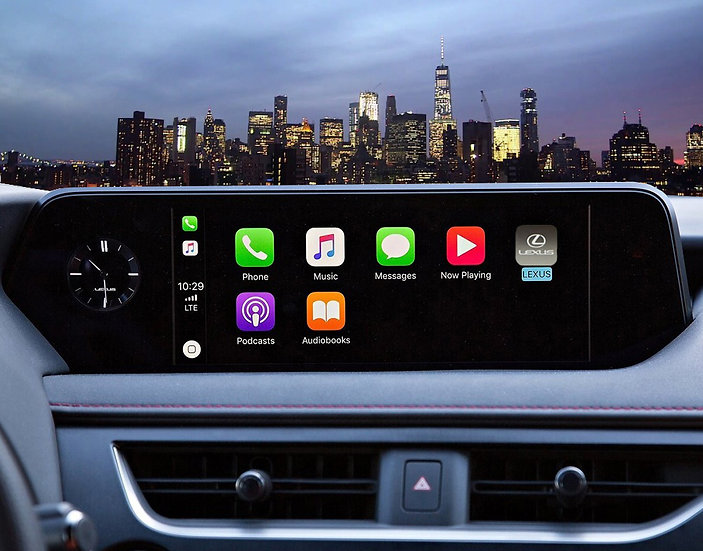 Wireless CarPlayLexus RX