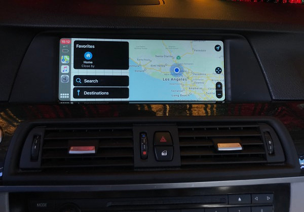 Wireless CarPlay BMW G30