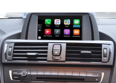 CarPlay for BMW 2 E87 2015 - 2016. NBT, ID4