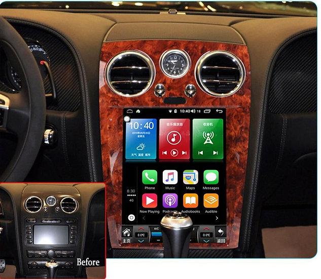 Radio Upgrade For Bentley Continental 2004-2011