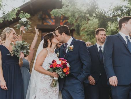 Isabella & Brendan 10.12.2019 - Wedding Day, Bemus Point, NY