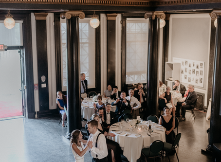 Emily & Dan 8.3.2019 - Wedding Day, Buffalo History Museum, Buffalo, NY