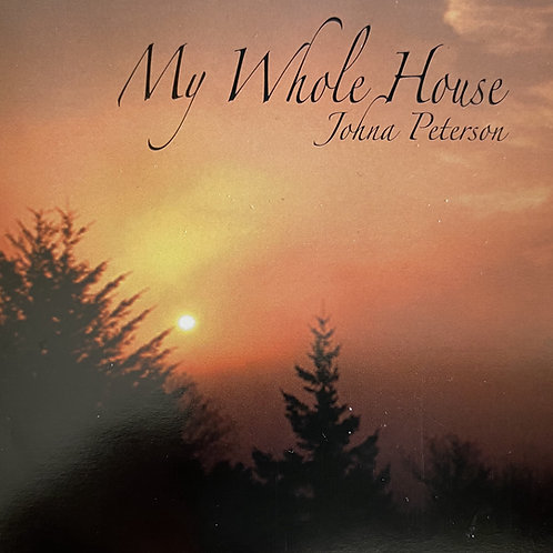 My Whole House CD