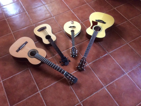 Johna and Laura's instruments