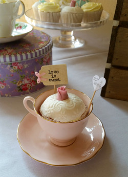Hen Party cupcake