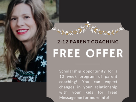 are you interested in free coaching?