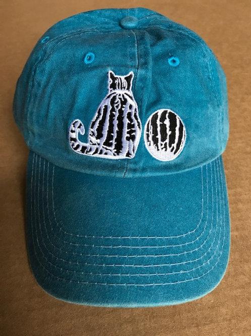 Dad hat, teal