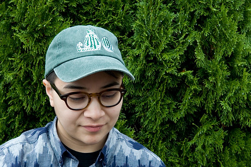 Dad hat, green
