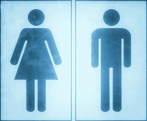 RS003 Warum stehen Frauen viel länger in der Schlange vor der Toilette als Männer