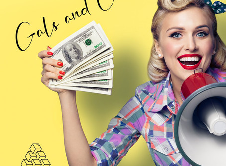 Press: Our Founder & Business Lead Andrea has been featured in the Gals and Cash podcast