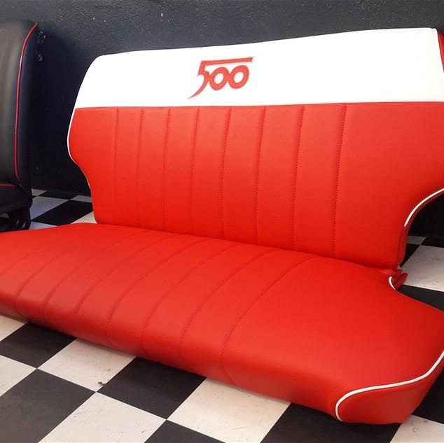 Banquette Fiat 500