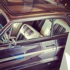 Intérieur Chevy Impala LowRider
