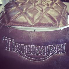 Couture logo Triumph