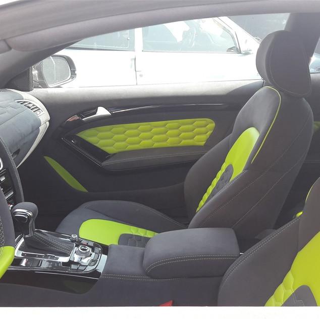 Intérieur Audi A5