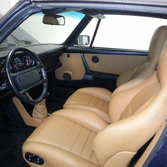 Intérieur complet Porsche Targa