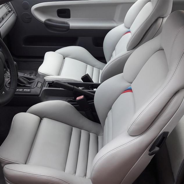 Intérieur BMW E36 M3