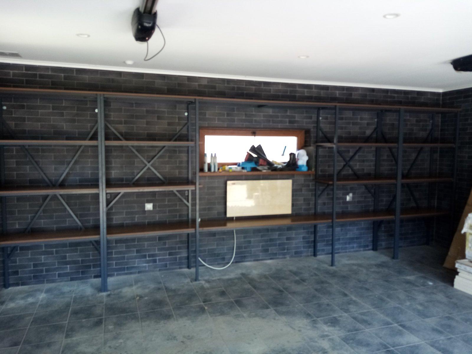 Лофт гараж