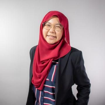 Ms Nadiyah Binte Rahmat