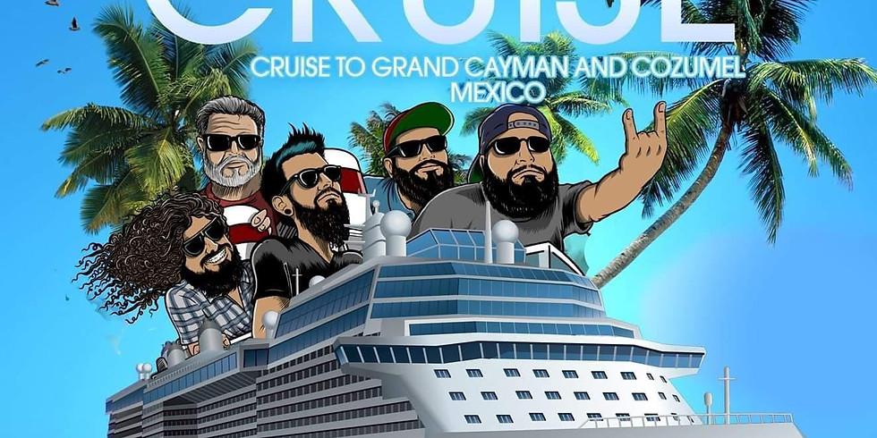 Bearded Cruise ll