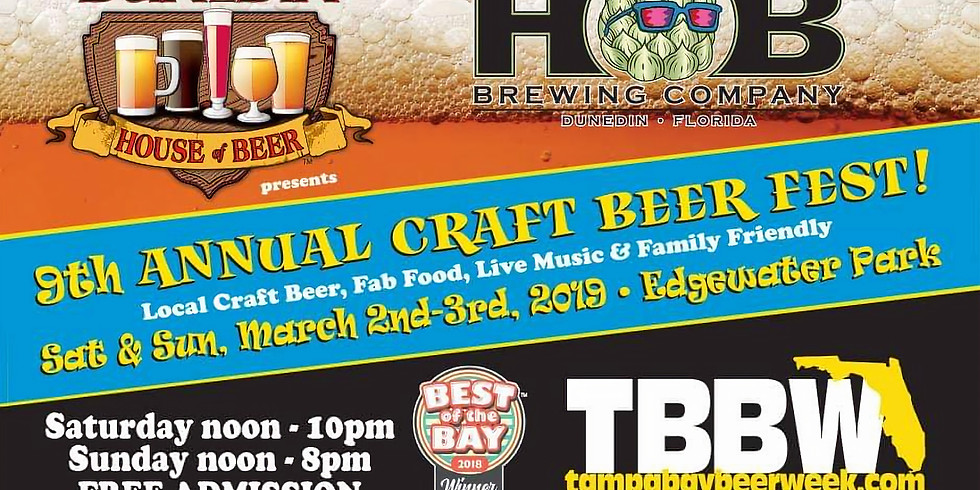 9th Annual Craft Beer Fest