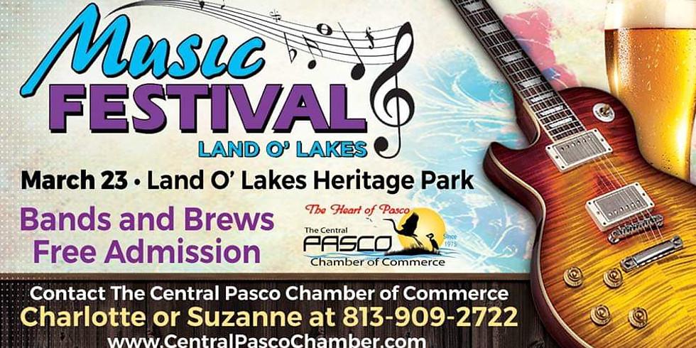 Land O Lakes Music Festival