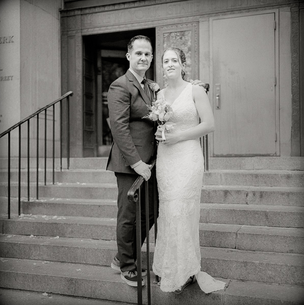 Wedding Photography NYC city hall