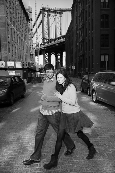 NY Engagement Photographer