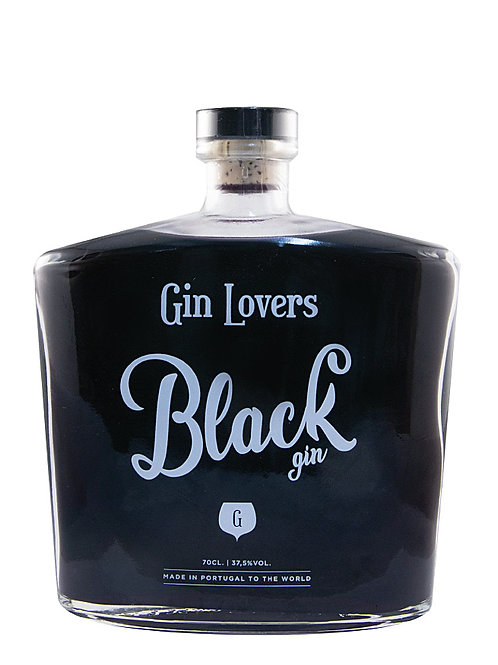 Gin Lovers Black 70cl