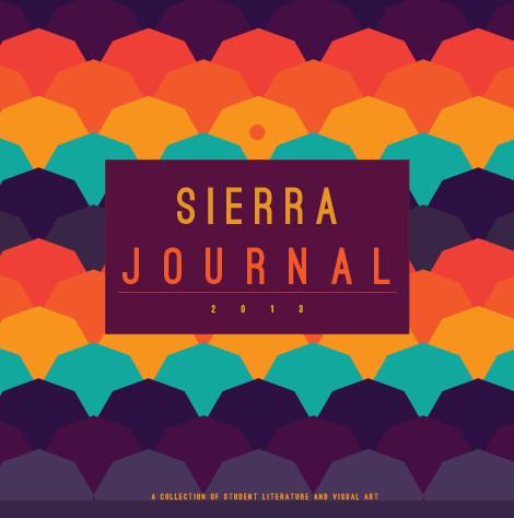 Sierra Journal Student Art Book