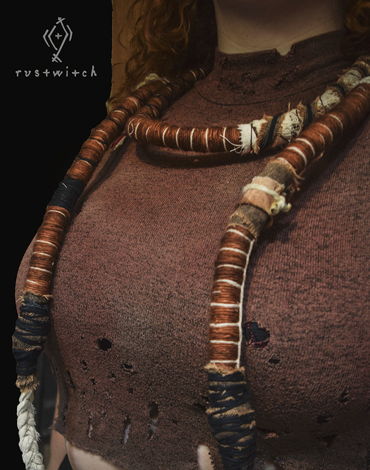 Rustcoil Necklace