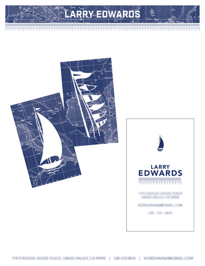 Larry Edwards Branding