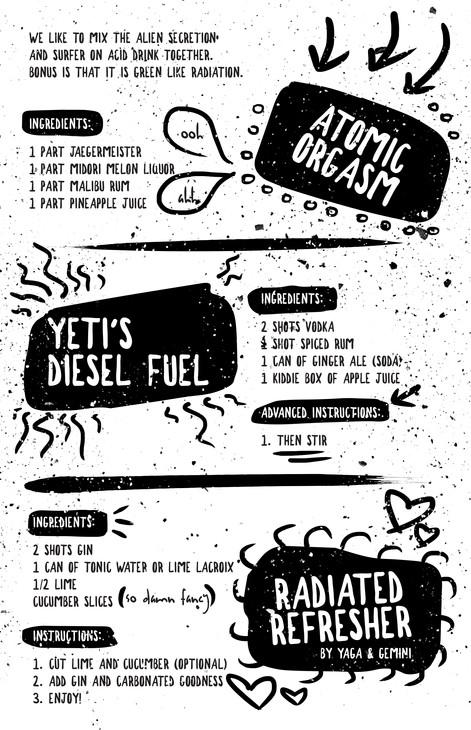 Taste of the Waste Cookbook