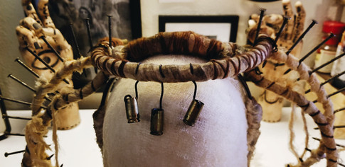 Screwtooth Headdress