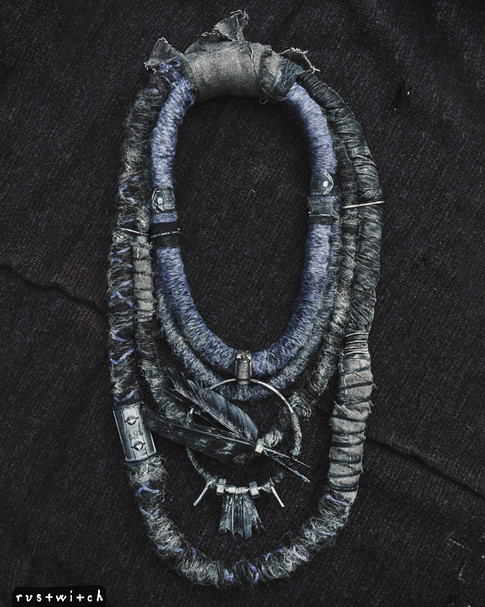 The Eclipse Necklace