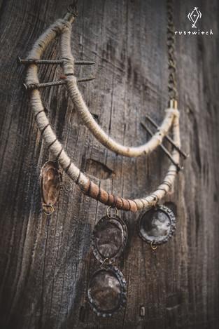 Rust Tide Necklace