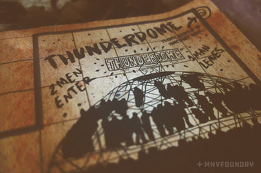 Thunderdome Location