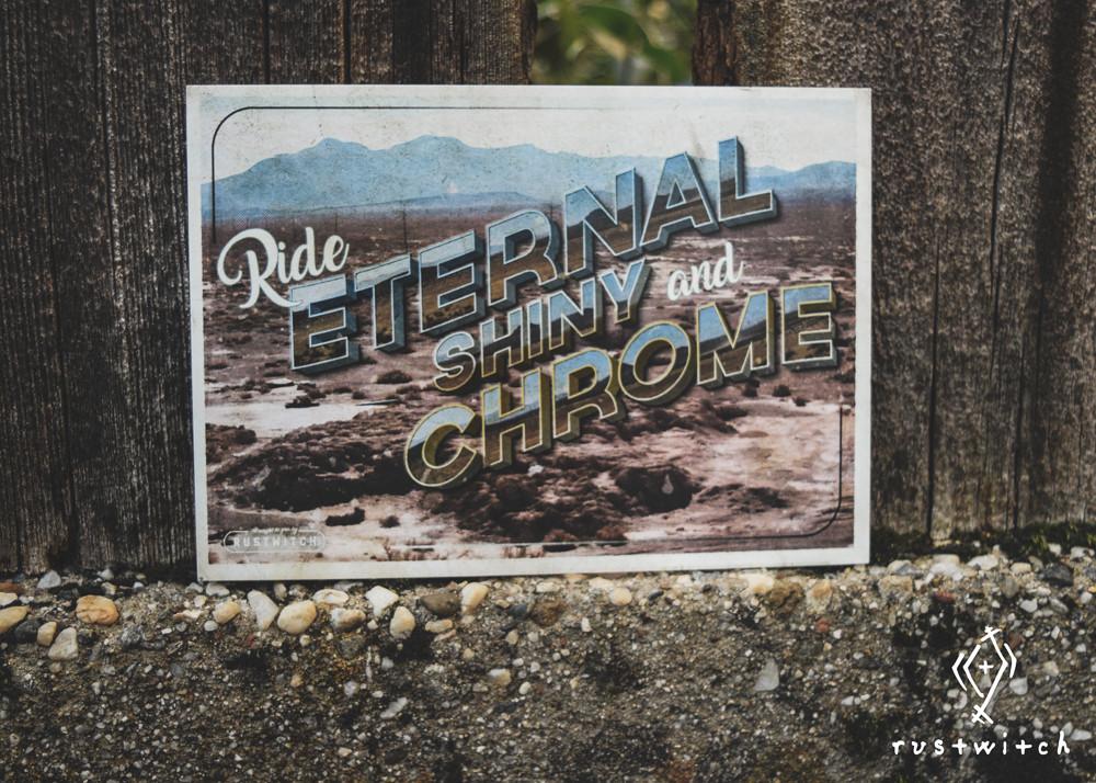 Wasteland Vintage Postcards