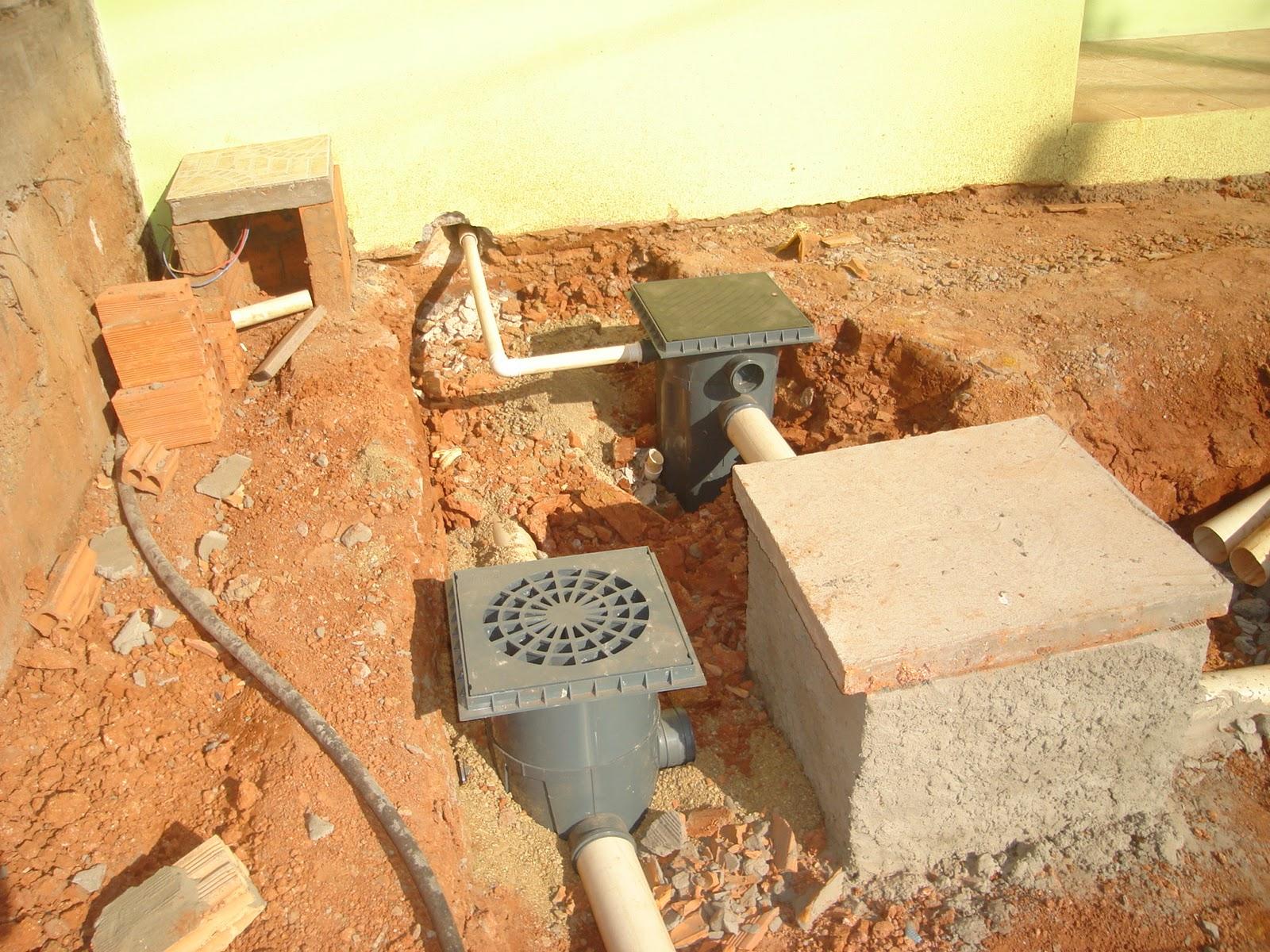 Instalações hidráulicas