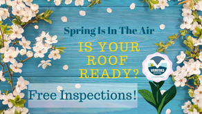 Is Your Roof Ready For Spring?