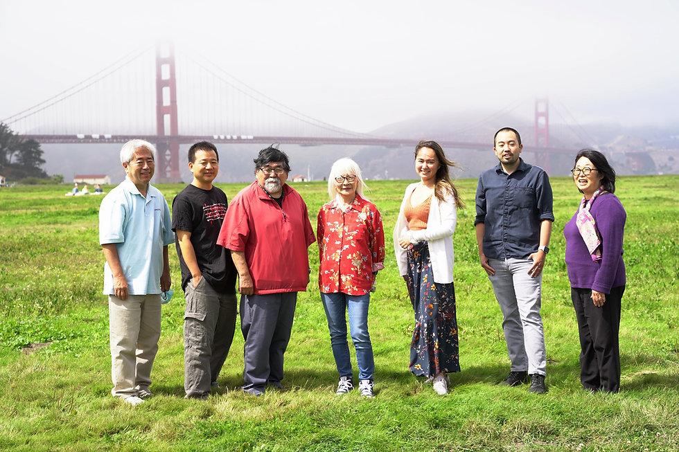 2021 SF JACL Board of Directors
