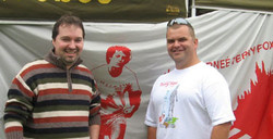 Terry Fox day, 2006