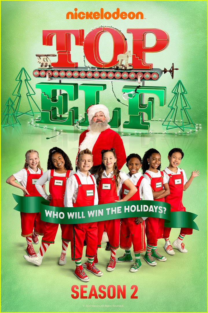 TOP ELF | Nickelodeon