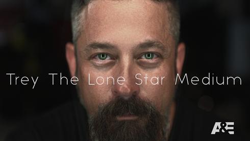 Trey The Lone Star Medium | A&E