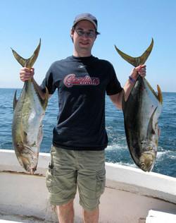 Yan tout un pêcheur !