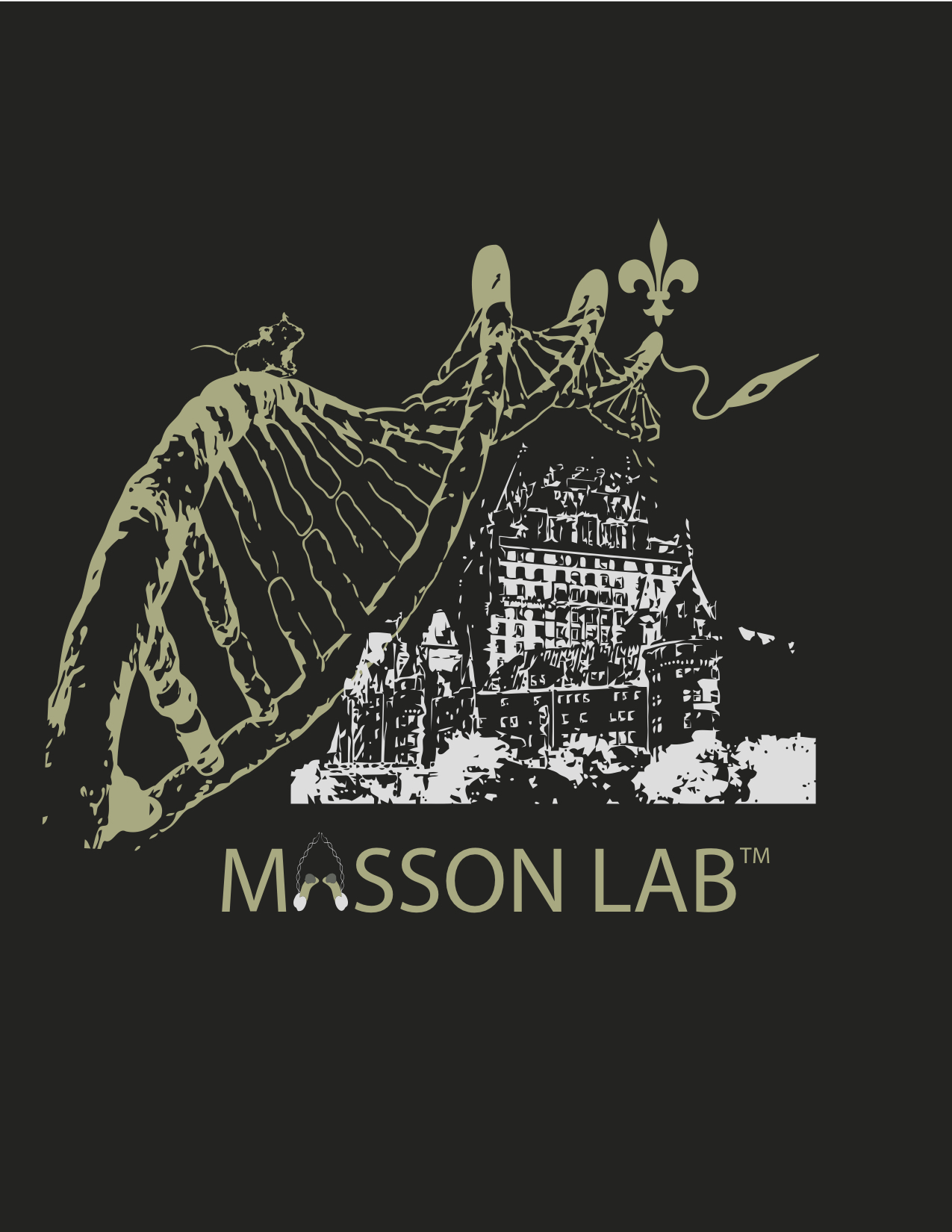 Masson lab Tee version 1
